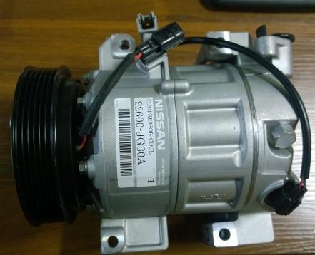 kompressor kondicionera x-trail